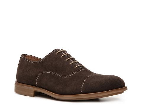 Pantofi Studio Ink - Cap Toe Oxford - Brown