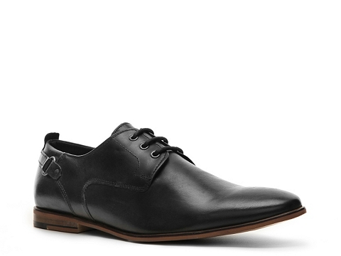 Pantofi Studio Ink - Titus Oxford - Black