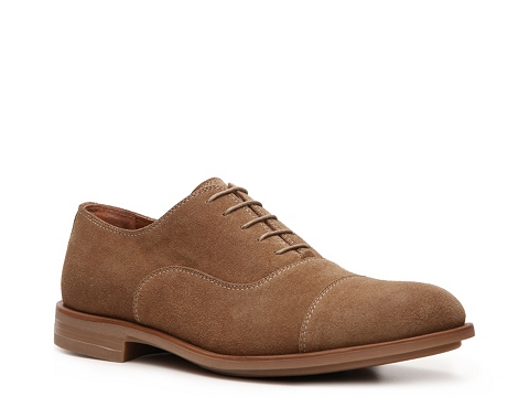 Pantofi Studio Ink - Cap Toe Oxford - Tan