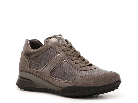 Adidasi Tods - Tods Suede Sneaker - Taupe
