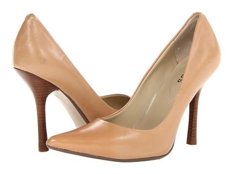 Pantofi GUESS - Cadeo - Light Natural Leather