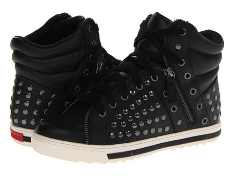 Adidasi SKECHERS - Kicks - Super Stud - Black