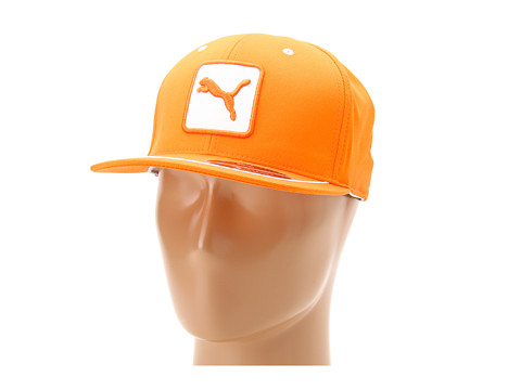 Sepci PUMA - Cat Patch 110 Stretch Snapback - Vibrant Orange