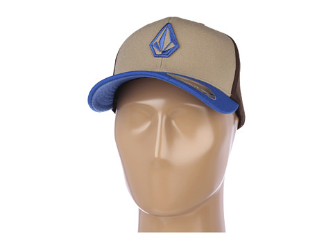 Sepci Volcom - Stone J-Fitâ⢠FlexFitî Hat - Blue
