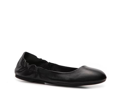 Balerini BCBG Paris - Magie Leather Flat - Black