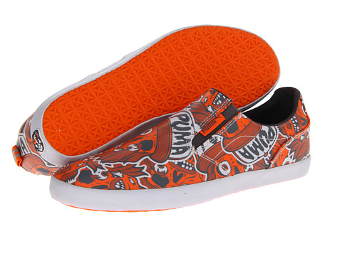 Adidasi PUMA - Grimme Lo Slip On Interest 3 CVS - Bucky Lasek - Orange