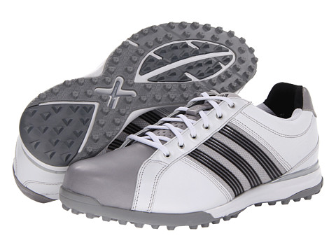 Adidasi adidas - Adicross Tour Spikeless - Running White/Black/Aluminum