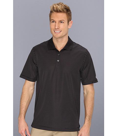 Tricouri Oakley - Ace Polo Stripe Polo - Black