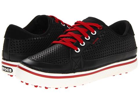 Adidasi Crocs - Drayden - Black/True Red