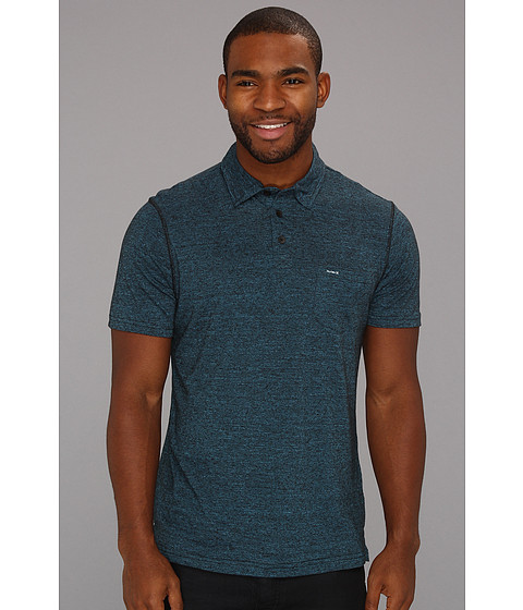 Tricouri Hurley - One & Only Knit Polo - Black