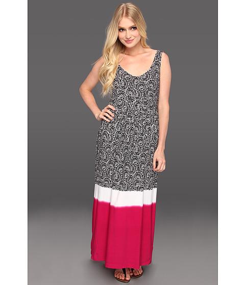 Rochii Christin Michaels - Tia Maxi Dress - Persian Pink Multi