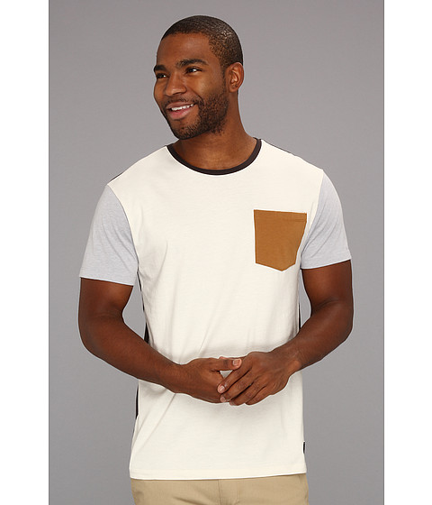 Tricouri Billabong - Zenith Tee - Dirty White