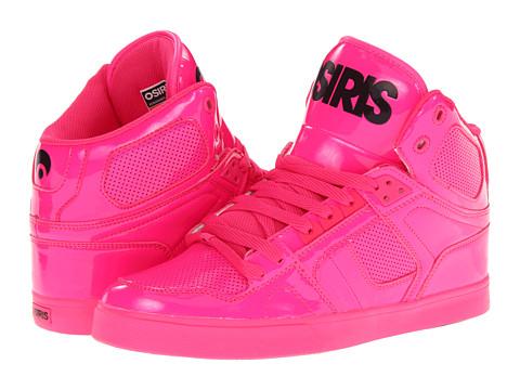 Adidasi Osiris - NYC83 VLC - Bright Neon Pink