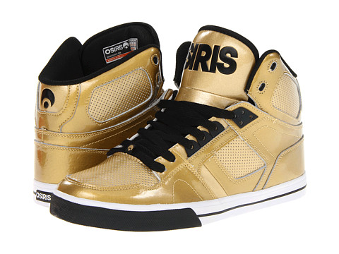 Adidasi Osiris - NYC83 VLC - Warrior Gold/ Warrior Gold/Black