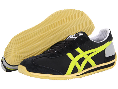 Adidasi ASICS - California 78î VIN - Black/Lime