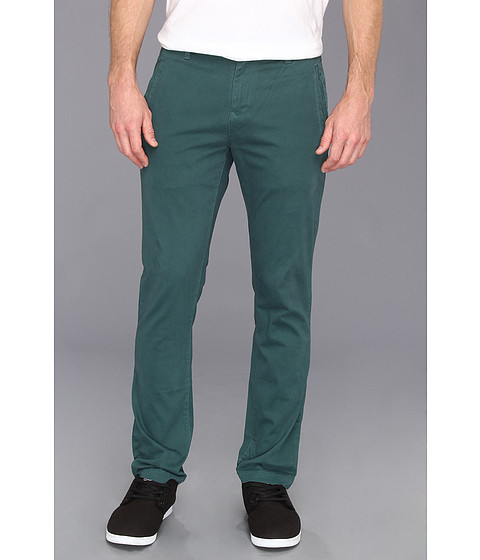 Pantaloni Volcom - Boondocker Chino Pant - Dark Green