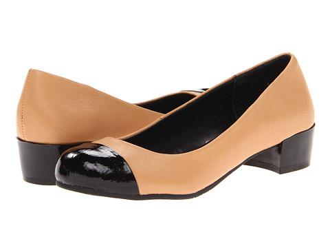 Pantofi Kenneth Cole Reaction - Slick Back 2 - Camel Leather