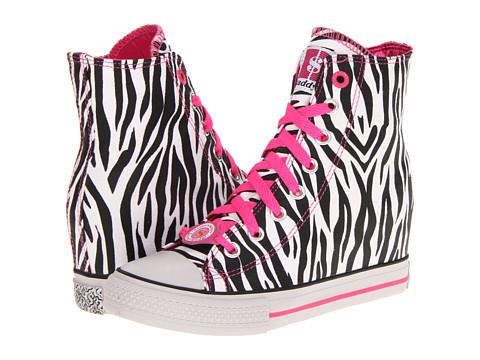 Adidasi SKECHERS - Daddy\s Money - Gimme Wicked - Zebra