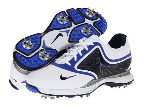 Adidasi Nike - Lunar Links III - White/Obsidian/Violet Force