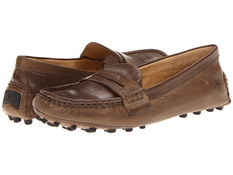 Pantofi Frye - Rebecca Penny - Fawn Soft Vintage Leather