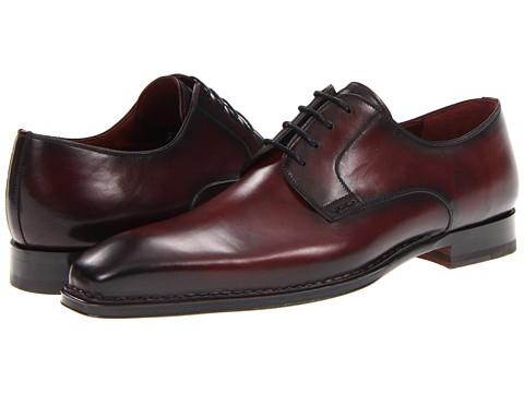 Pantofi Magnanni - Calmont - Burgundy