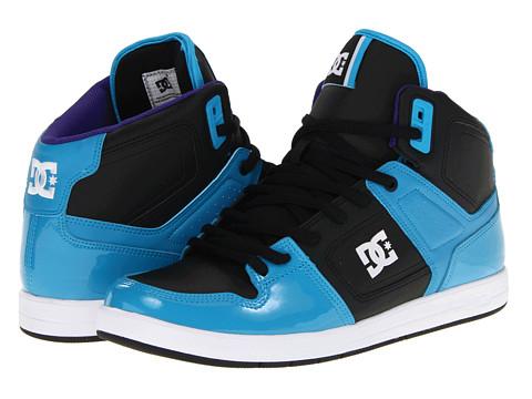 Adidasi DC - Factory Lite HI - Turquoise/Black
