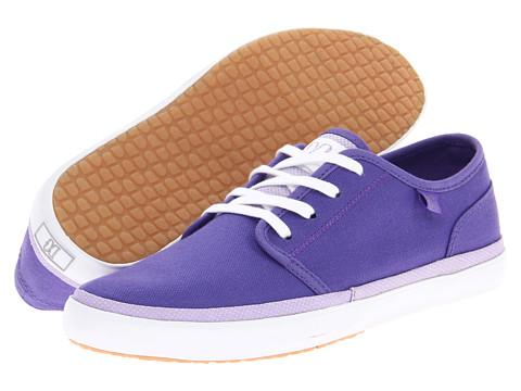 Adidasi DC - Studio LTZ W - Purple/Heather Grey