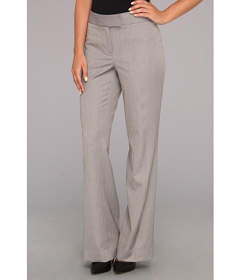 Pantaloni Anne Klein New York - Extend Tap Pant - Pale Grey Heather