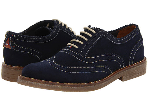 Pantofi Tommy Hilfiger - Straus - Navy