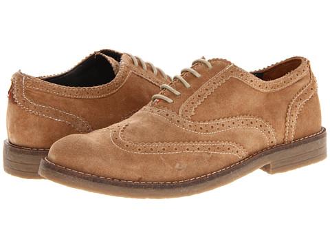 Pantofi Tommy Hilfiger - Straus - Tan