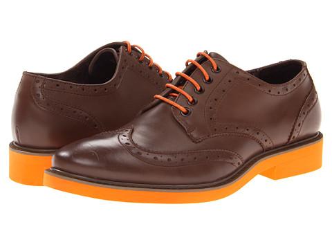 Pantofi Steve Madden - Kickup - Brown Leather