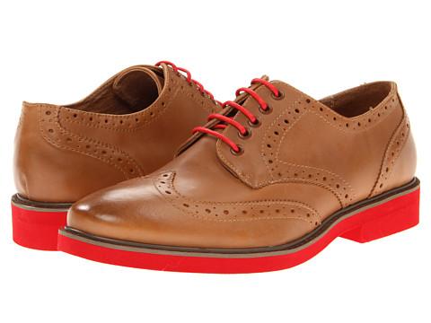Pantofi Steve Madden - Kickup - Tan Leather