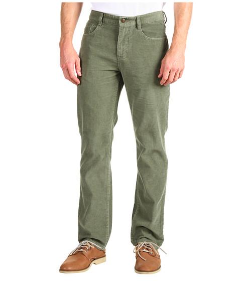 Pantaloni Vineyard Vines - Five Pocket Cords - Ranger Green