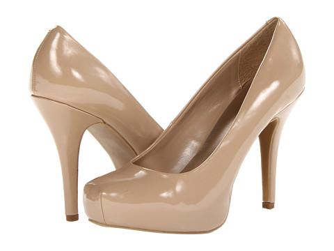 Pantofi Gabriella Rocha - Classic - Nude Patent
