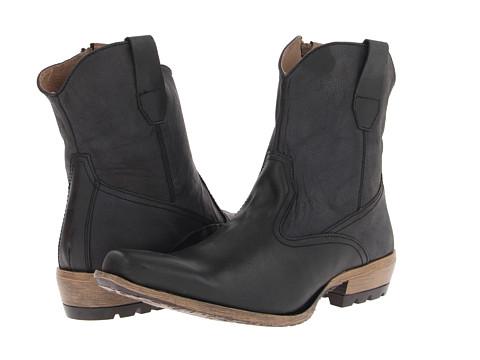 Ghete Steve Madden - Rostan - Black Leather