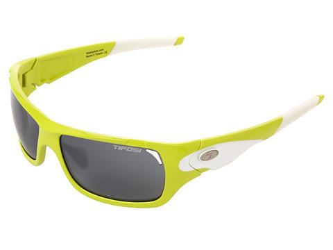Ochelari Tifosi Optics - Duroâ⢠Interchangeable - Neon Green/Smoke/AC Red/Clear Lens