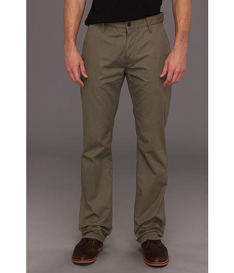 Pantaloni John Varvatos - Slim Fit Flap Pocket Pant - Dark Ghurka
