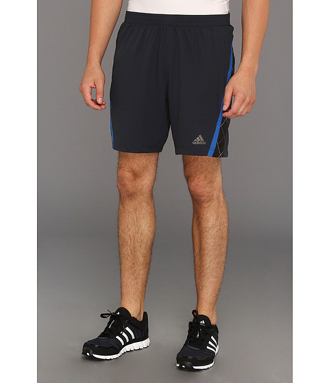 "Pantaloni adidas - Supernova 7"" Short - Night Shade/Blue Beauty"
