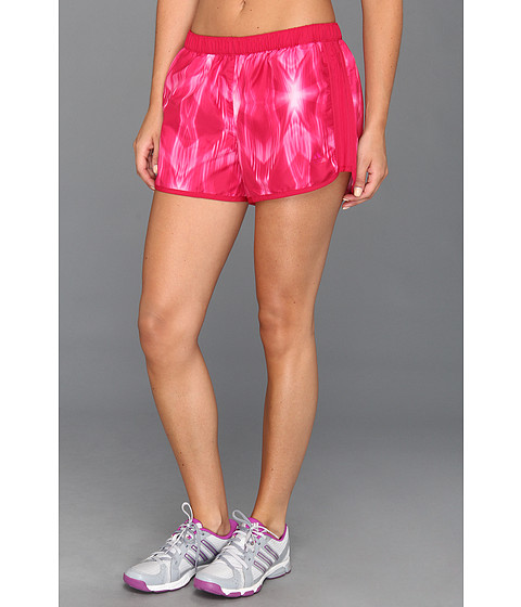 Pantaloni adidas - M10 Faster Graphic Short - Pride Pink/Blast Pink