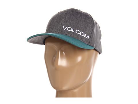 Sepci Volcom - Push XFitâ⢠FlexFitî - Grey