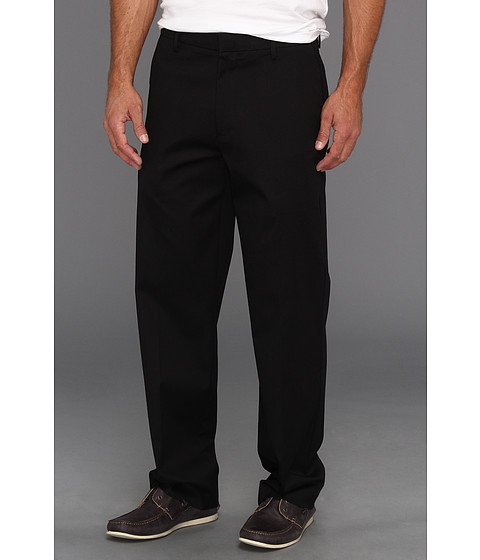 Pantaloni Dockers - New Iron Free Khaki D3 Classic Fit Flat Front - Black Metal