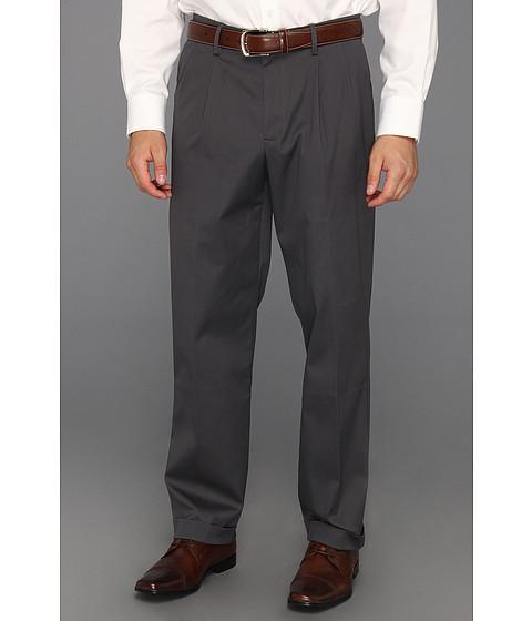 Pantaloni Dockers - New Iron Free Khaki D3 Classic Fit Pleated - Storm
