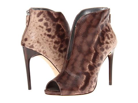 Pantofi BCBGMAXAZRIA - Durres - Taupe Multi Karung Print