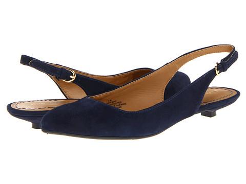 Pantofi Nine West - RemHie - Navy Suede