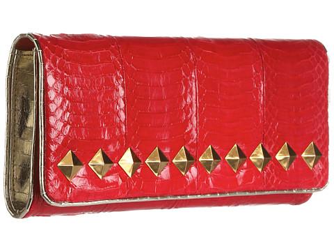 Posete Franchi Handbags - Jennifer - Lipstick