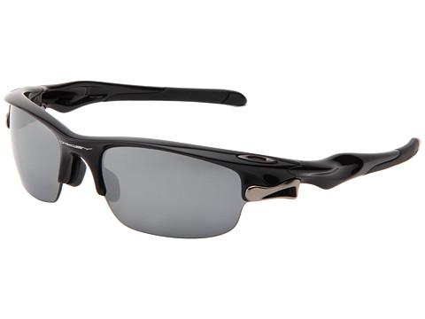 Ochelari Oakley - Fast Jacketâ⢠Polarized - Polished Black/Black Iridium Polarized Lens