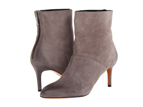 Ghete BRUNO MAGLI - Kristine - Dark Grey Rubbed Suede