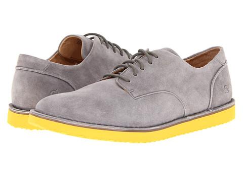 Pantofi Born - Thayer - Grigio Suede