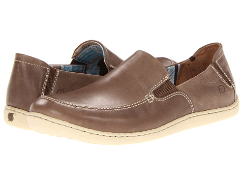 Pantofi Born - Dane - Mousse/Taupe Full-Grain Leather