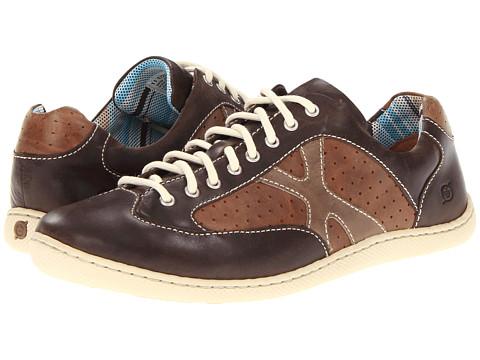 Adidasi Born - Isaac - Dark Brown Nut/Vanille Full-Grain Leather